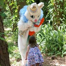 Fort Myers, FL Events for Kids: Easter at the Lakes Park Train Village
