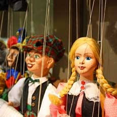 Things to do in Wellesley-Framingham, MA for Kids: Tanglewood Marionettes present Sleeping Beauty, The Center For Arts Natick (TCAN)