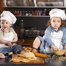 Things to do in West Hartford-Farmington Valley, CT for Kids: NYE Appetizer Cooking Camp, The Little Green Tambourine