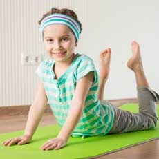 Things to do in Fort Collins, CO for Kids: Bedtime Yoga, Clearview Library District