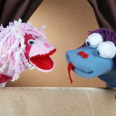 Concord, NH Events for Kids: Live Puppet Show