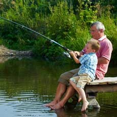 Myrtle Beach, SC Events for Kids: Spring Fishing Classic - Kids Fishing Weekend