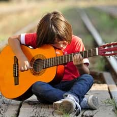 Guitar: Ages 6 & Up