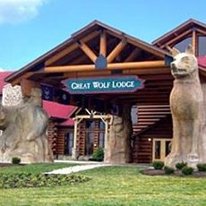 Great Wolf Lodge - Mason