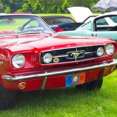 Red Bank, NJ Events for Kids: Keyport Car Show