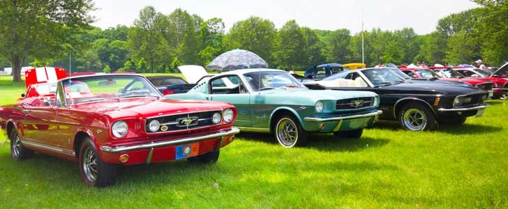 Worcester MA Hulafrog Save The Date Cars Of Summer - Dcu center car show
