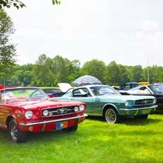 Red Bank, NJ Events for Kids: Antique Car Show & Antique Vehicles