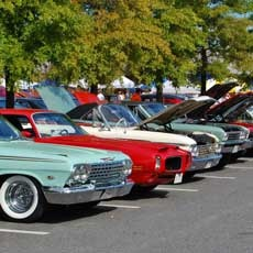19th Annual Fair Haven Antique Car Show