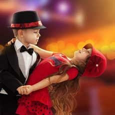Things to do in Southern Monmouth, NJ for Kids: Single Parent/Child Valentine's Day Dance, The Grange Playhouse