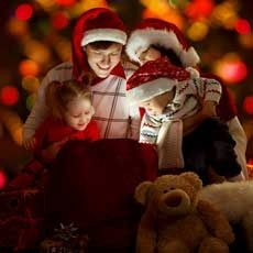 Harrisburg-Hershey, PA Events for Kids: Christmas at Italian Lake