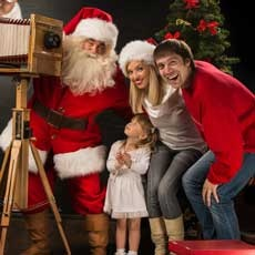 Things to do in Englewood-Hackensack, NJ for Kids: Breakfast with Santa at Sedona Tap House, Viva Violet