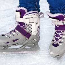 Things to do in Oak Park-River Forest, IL for Kids: Noon Skate, Ridgeland Common