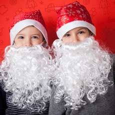 Things to do in Southern Monmouth, NJ: Santa Paws Photos at The Winter Wonderland Weekend
