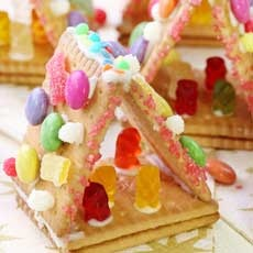 Mansfield-Attleboro, MA Events for Kids: Gingerbread House Decorating Party