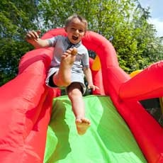 Things to do in Macon-Warner Robins, GA for Kids: Open Bounce, Monkey Joe's