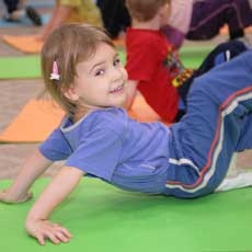 Shrewsbury-Marlborough, MA Events: Preschool Yoga