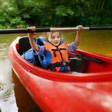 Things to do in Shrewsbury-Marlborough, MA for Kids: Silver Lake Paddling Night, Grafton Recreation