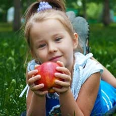 Fishers-Noblesville, IN Events: Playtime on the Prairie (Ages 2-3) - Apples