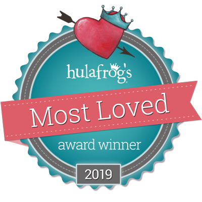 Hulafrogs Most Loved Awards