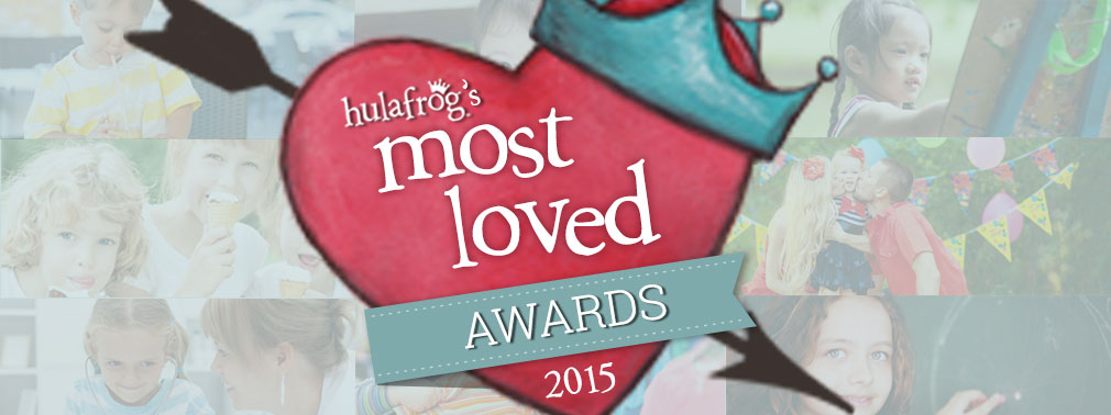 Hulafrog's Most Loved Awards 2015