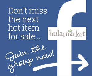 Don't miss the next hot item for sale...Join the group now!