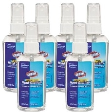 Clorox Bleach-Free Sanitizer Spray