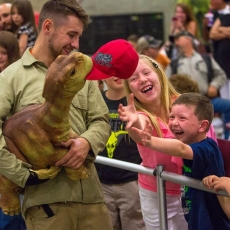 Things to do in Martin County-Port St Lucie, FL for Kids: Jurassic Quest (August 10-12, 2018), South Florida Fairgrounds