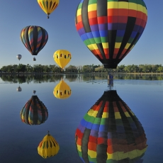 Things to do in Colorado Springs, CO for Kids: Labor Day Hot Air Balloon Lift Off, Colorado Springs Labor Day Lift Off