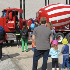 Chicago North Shore, IL Events for Kids: UL Touch A Truck Event