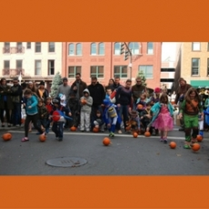 Lake George-Saratoga Springs, NY Events for Kids: Saratoga Springs DBA Fall Festival
