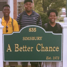 Education for outstanding minority young men