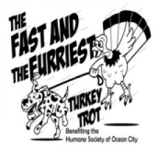 12th Annual Fast and Furriest 5k Turkey Trot & Kids Fun Run