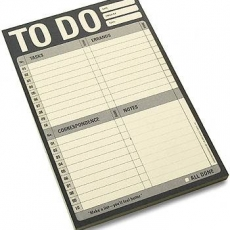 Create a Daily To Do List