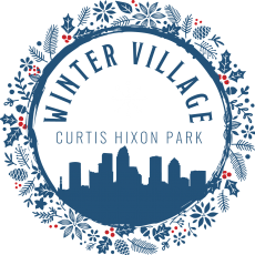 2017 Winter Village at Curtis Hixon Park