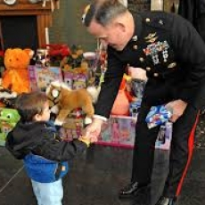 Gift of Giving Toys