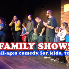 Sea Tea Touring Company's Family Show!