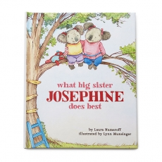 Big Sister/Big Brother Personalized Book
