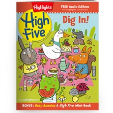High Five Magazine