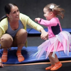 Things to do in Providence, RI for Kids: Toddler Time, Sky Zone Providence