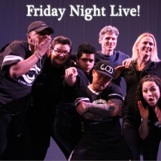 Things to do in Providence, RI for Kids: Friday Night Live, Everett Company Stage School