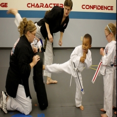 Martial Arts to Build Amazing Life Skills: Ages 4+