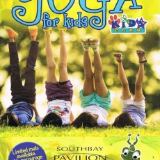 Kids Club:Yoga for Kids Southbay Pavilion