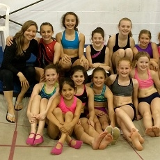 Things to do in Red Bank, NJ: Spring Break Gymnastics Camp