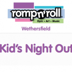 Things to do in Glastonbury-Middletown, CT for Kids: Kid's Night Out! (ages 2-5), Romp N' Roll - Wethersfield
