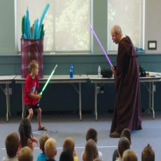 Star Wars Jedi Knight Training