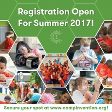 Camp Invention-Fast Forward!