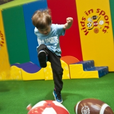 Mansfield-Attleboro, MA Events: Sports Camp Ages 3.5 -7