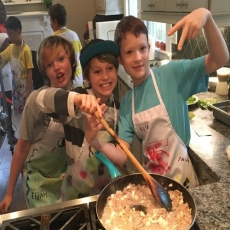 Michelina's Cooking Camp (Boys & Girls, Ages 5-14)