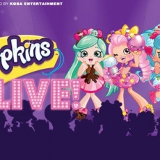 Lower Bucks County, PA Events for Kids: Shopkins Live!