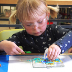 Creative Glass Art Classes, Camps & Workshops: Ages 3+